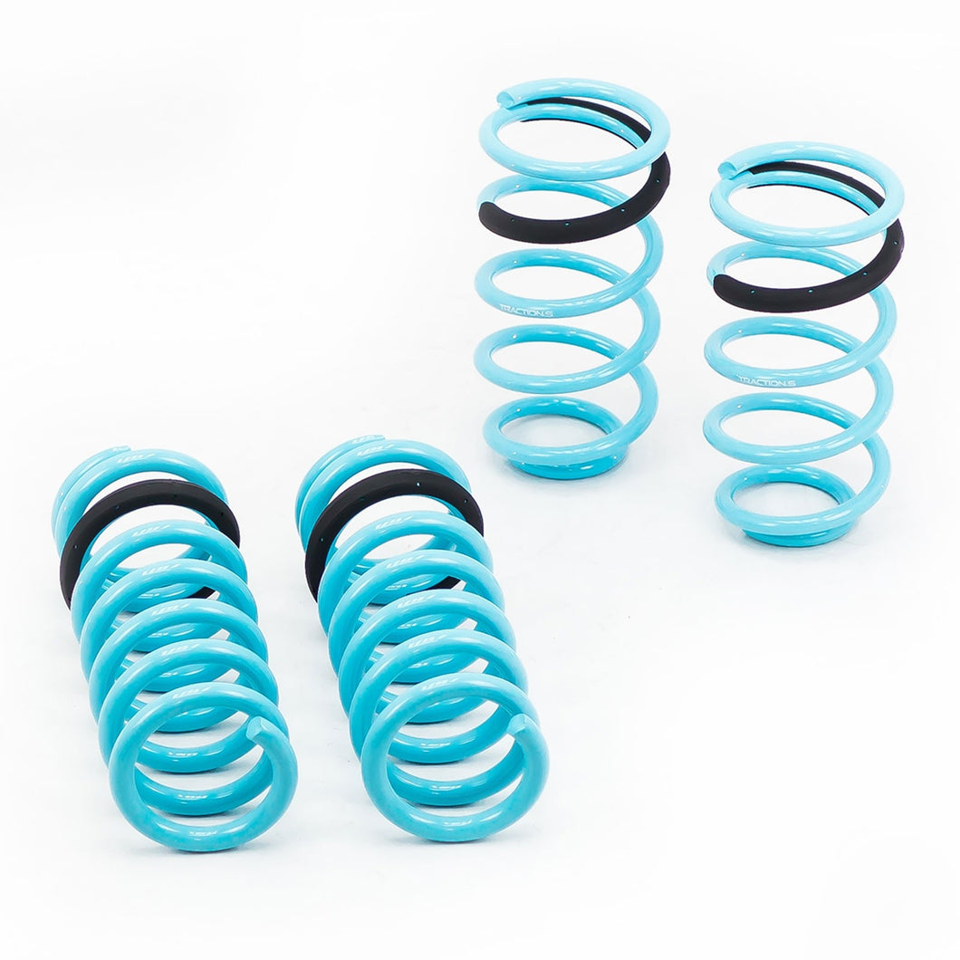 GodSpeed Traction S Lowering Springs Ford Mustang (1987-2004) LS-TS-FD-0006