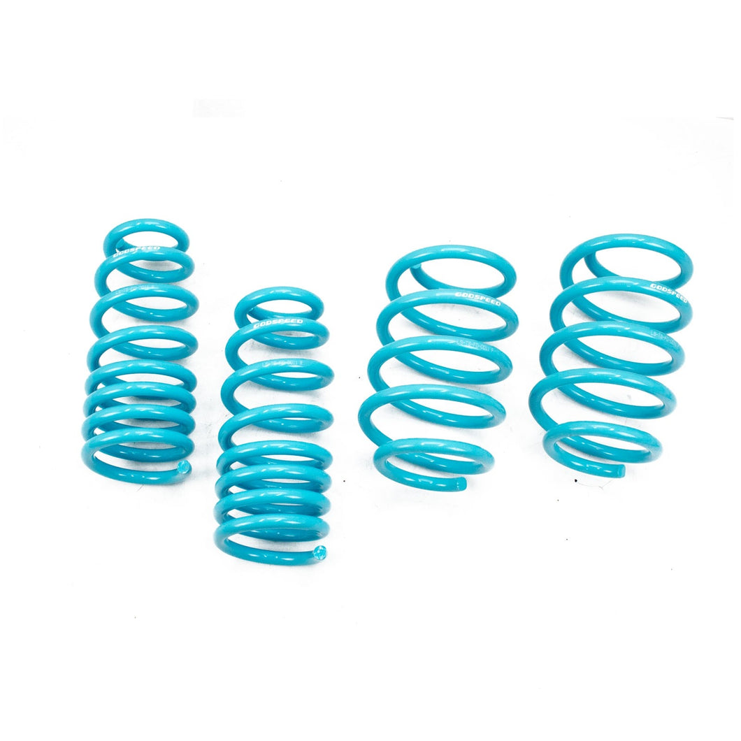GodSpeed Traction S Lowering Springs Ford Taurus (2010-2019) LS-TS-FD-0011