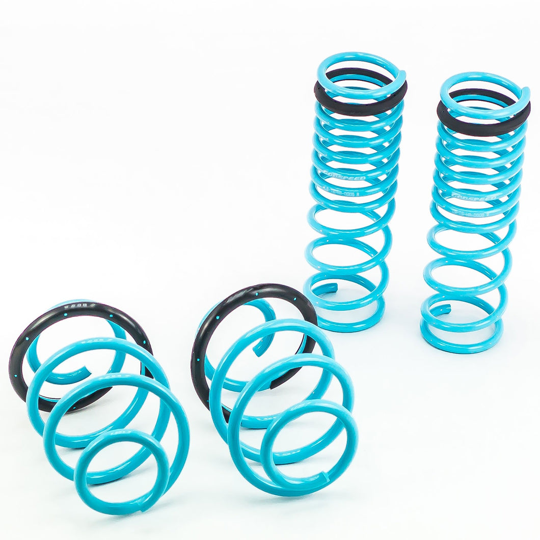 GodSpeed Traction S Lowering Springs Honda Accord (2013-2017) LS-TS-HA-0005