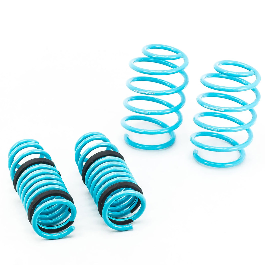 GodSpeed Traction S Lowering Springs Hyundai Genesis Coupe (2011-2016) LS-TS-HI-0002