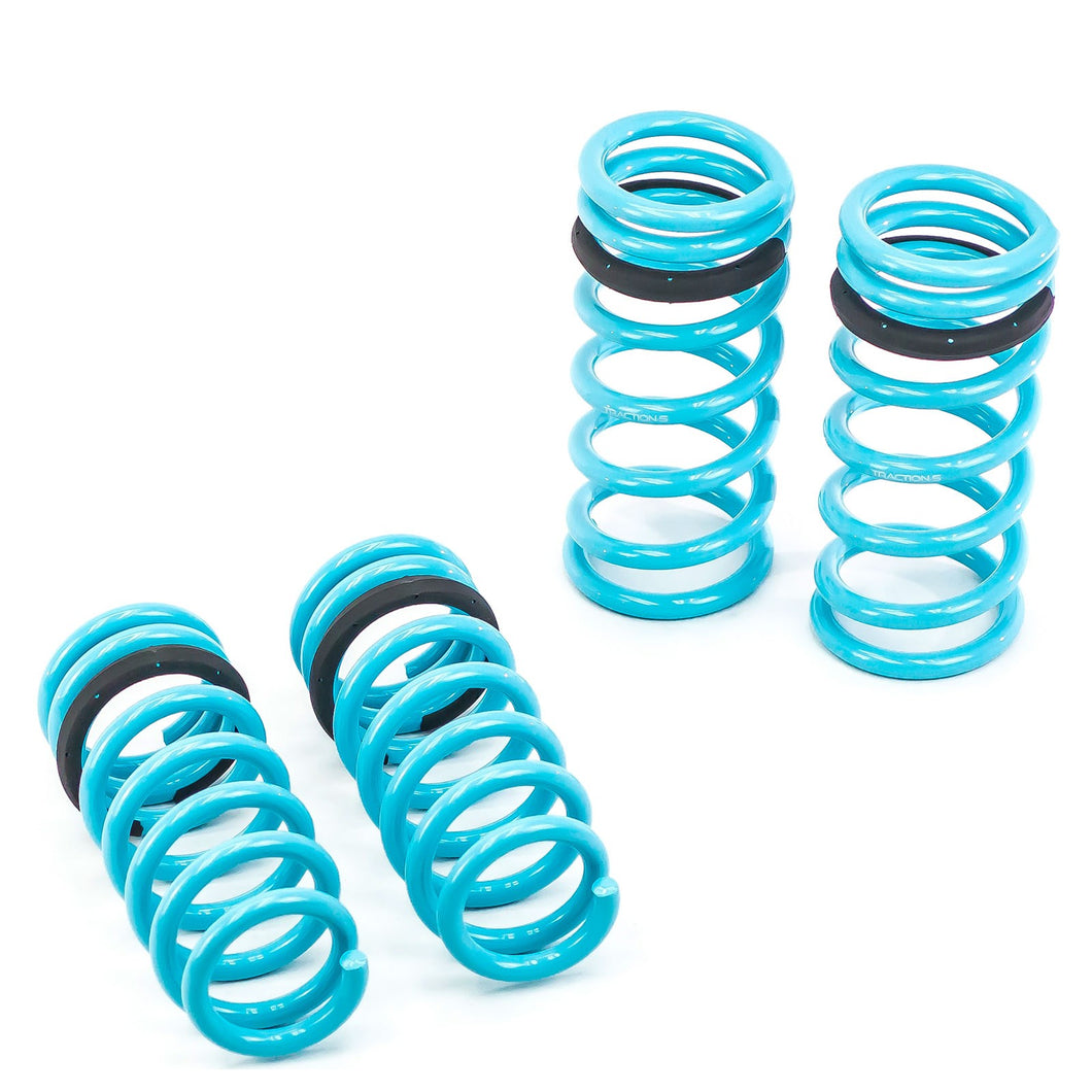 GodSpeed Traction S Lowering Springs Infiniti G37X AWD (08-13) LS-TS-II-0003