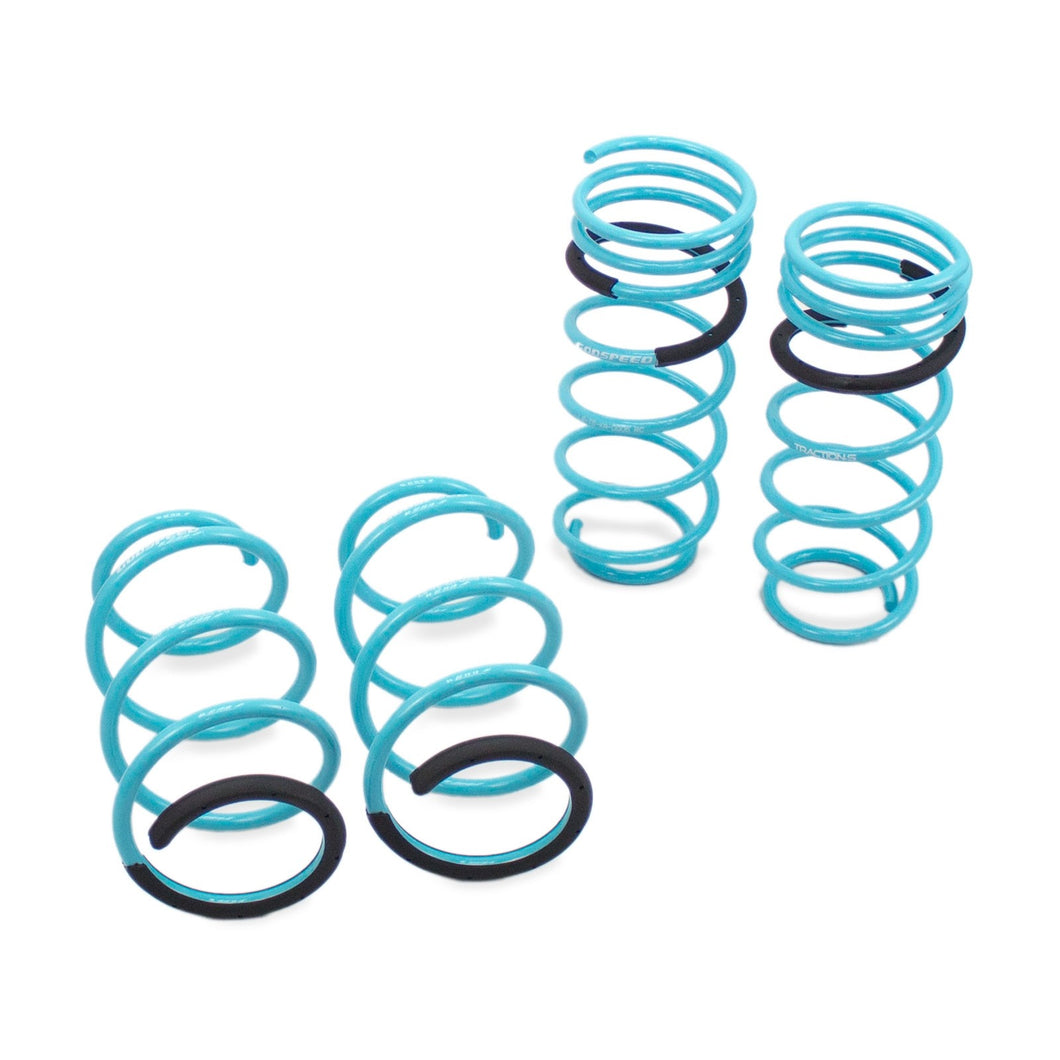 GodSpeed Traction S Lowering Springs Kia Rio (2012-2017) LS-TS-KA-0005