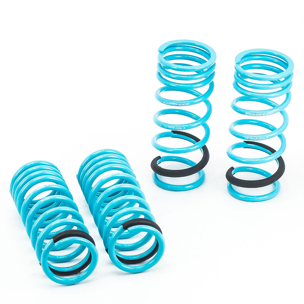 GodSpeed Traction S Lowering Springs Lexus IS250/IS350 (06-13) LS-TS-LS-0004