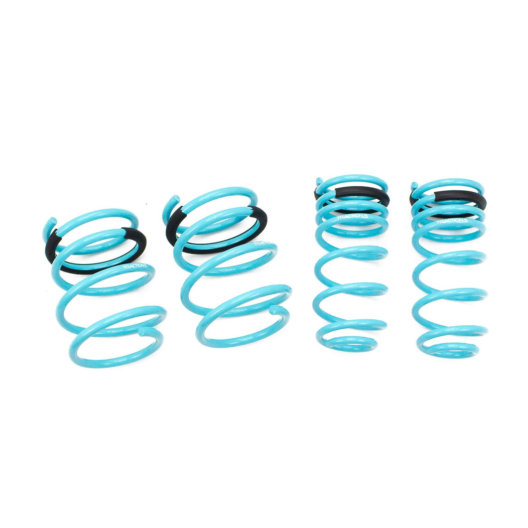 GodSpeed Traction S Lowering Springs Mini Cooper R50 (2002-2006) LS-TS-MC-0002