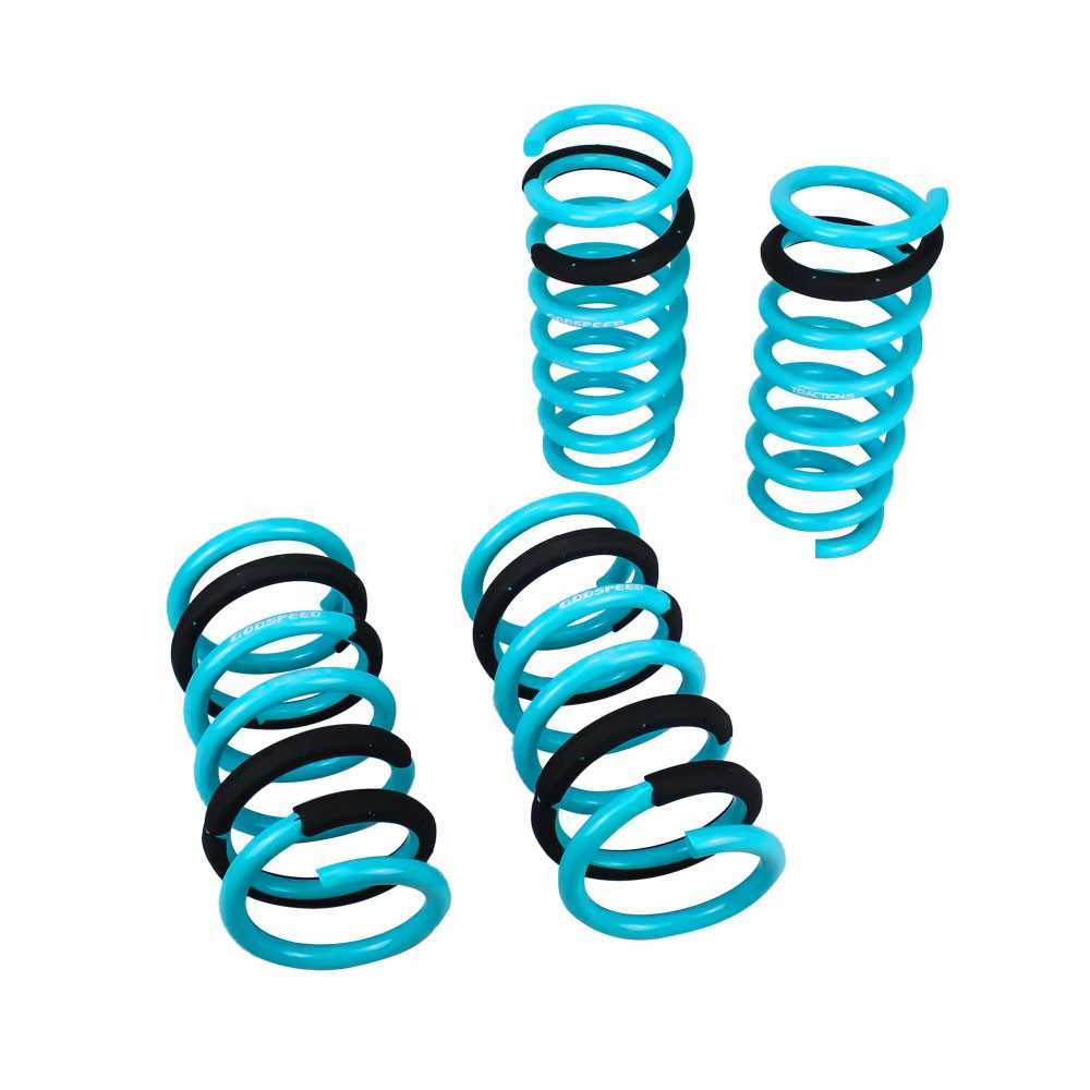 GodSpeed Traction S Lowering Springs Infiniti G35 Coupe RWD (2003-2007) LS-TS-NN-0001