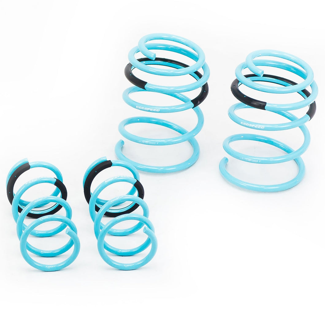 GodSpeed Traction S Lowering Springs Nissan Maxima (2004-2008) LS-TS-NN-0003