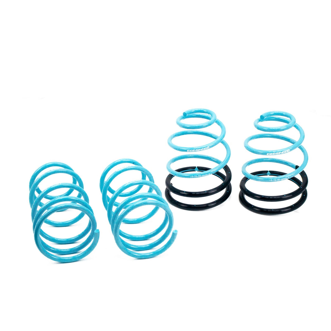 GodSpeed Traction S Lowering Springs Porsche Boxster 986 (1997-2004) LS-TS-PE-0004