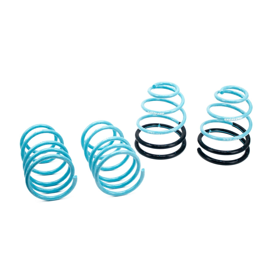 GodSpeed Traction S Lowering Springs Porsche Boxster 987 (2005-2011) LS-TS-PE-0005