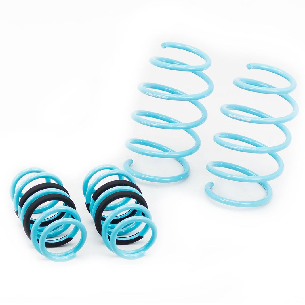 GodSpeed Traction S Lowering Springs Scion tC (2011-2016) LS-TS-SN-0003