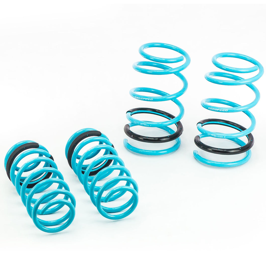 GodSpeed Traction S Lowering Springs Scion xA / xB (2004-2006) LS-TS-SN-0004