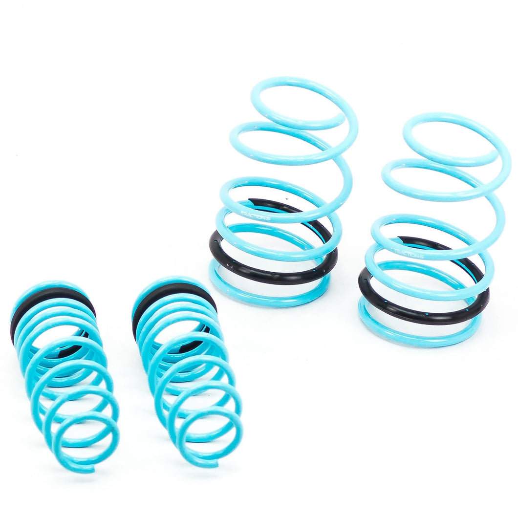 GodSpeed Traction S Lowering Springs Toyota Corolla (2009-2013) LS-TS-TA-0004