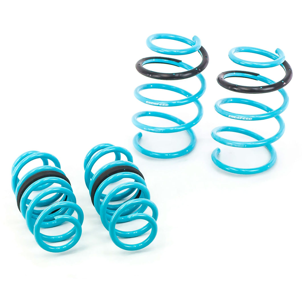GodSpeed Traction S Lowering Springs Toyota RAV4 (2013-2017) LS-TS-TA-0013