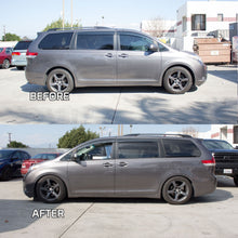 Load image into Gallery viewer, GodSpeed Traction S Lowering Springs Toyota Sienna FWD (2011-2014) LS-TS-TA-0015