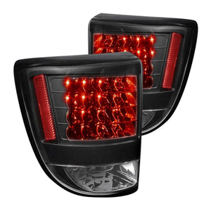 Spec-D Tail Lights Toyota Celica [LED] (2000-2005) Black, Chrome or Smoked