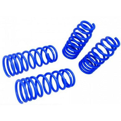 Manzo Lowering Springs Ford Focus Sedan (2006-2007) LSMA3-0309