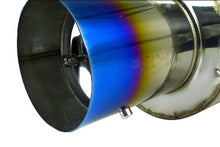 Load image into Gallery viewer, Spec-D Tuning Exhaust Honda Civic Coupe/Sedan EG/EK (92-00) Polished or Blue Burnt Tip N1