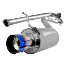 Load image into Gallery viewer, Spec-D Tuning Exhaust Lexus IS300 (01-05) N1 Style Muffler Blue Burnt Tip