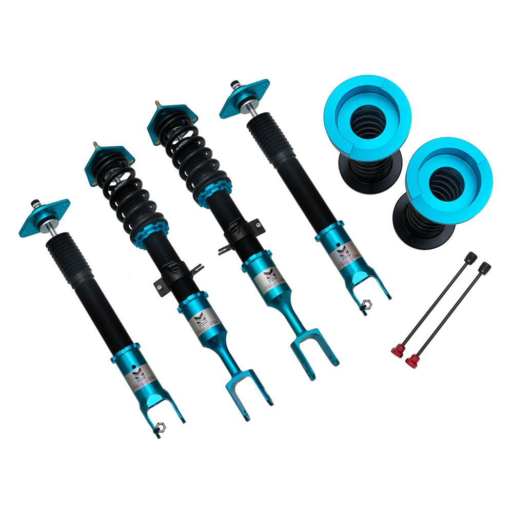 Megan Racing EZ II Coilovers Infiniti M35/M45 RWD Only (05-10) MR-CDK-M45-EZII