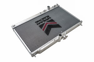 Megan Racing Radiator Mitsubishi Lancer EVO 8/9 [2 Row] (03-07) MR-RT-MLE03