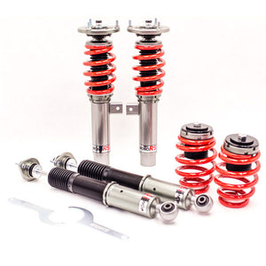 Godspeed MonoRS Coilovers BMW E46 RWD [non M3] (99-05) MRS1600