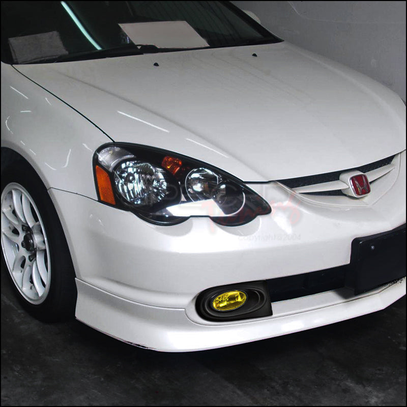 Spec-D OEM Fog Lights Acura RSX (2002-2004) Yellow, Clear