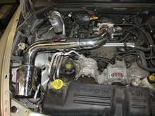 Load image into Gallery viewer, Injen Short Ram Intake Dodge Dakota V8 4.7L (2000-2004) Polished / Black