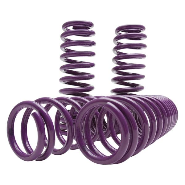 D2 Racing Lowering Springs Toyota Corolla (2014-2019) D-SP-TO-28-1