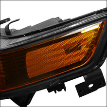Load image into Gallery viewer, Spec-D Projector Headlights Acura TSX [Black] (2004-2005) 2LHP-TSX04JM-RS