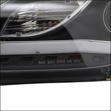 Load image into Gallery viewer, Spec-D Projector Headlights Audi A4 [Black R8 LED Style] (06-08) Version 2