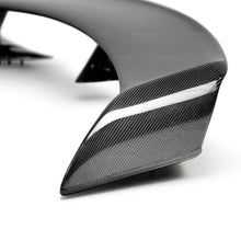 Load image into Gallery viewer, SEIBON Carbon Fiber Rear Spoiler Nissan R35 GT-R (09-20) OE or VS Style
