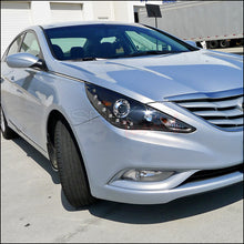 Load image into Gallery viewer, Spec-D Projector Headlights Hyundai Sonata [LED] (2011-2014) Black or Chrome