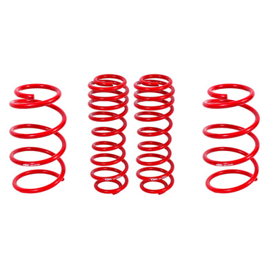 BMR Drag Lowering Springs Ford Mustang GT500 (2007-2014) Front Only or Set