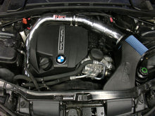 Load image into Gallery viewer, Injen Short Ram Intake BMW 135I (E82/88) 3.0L TURBO (11-13) Polished / Black