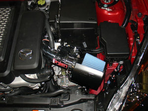 Injen Short Ram Intake Mazda Mazdaspeed 3 2.3L Turbo (07-13) Polished / Black