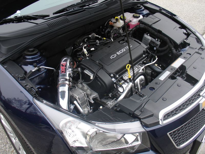 Gain 5whp And 6wtq On Your 1 8l Chevy Cruze With This