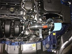 Injen Short Ram Intake Ford Focus 2.0L (12-14) Polished / Black