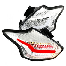 Load image into Gallery viewer, Spec-D LED Tail Lights Ford Focus SE/ST/RS (15-18) Smoke, Red or Clear
