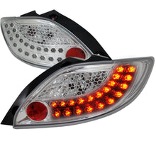 Load image into Gallery viewer, Spec-D Tail Lights Mazda 2 [LED] (2011-2012) Black or Chrome
