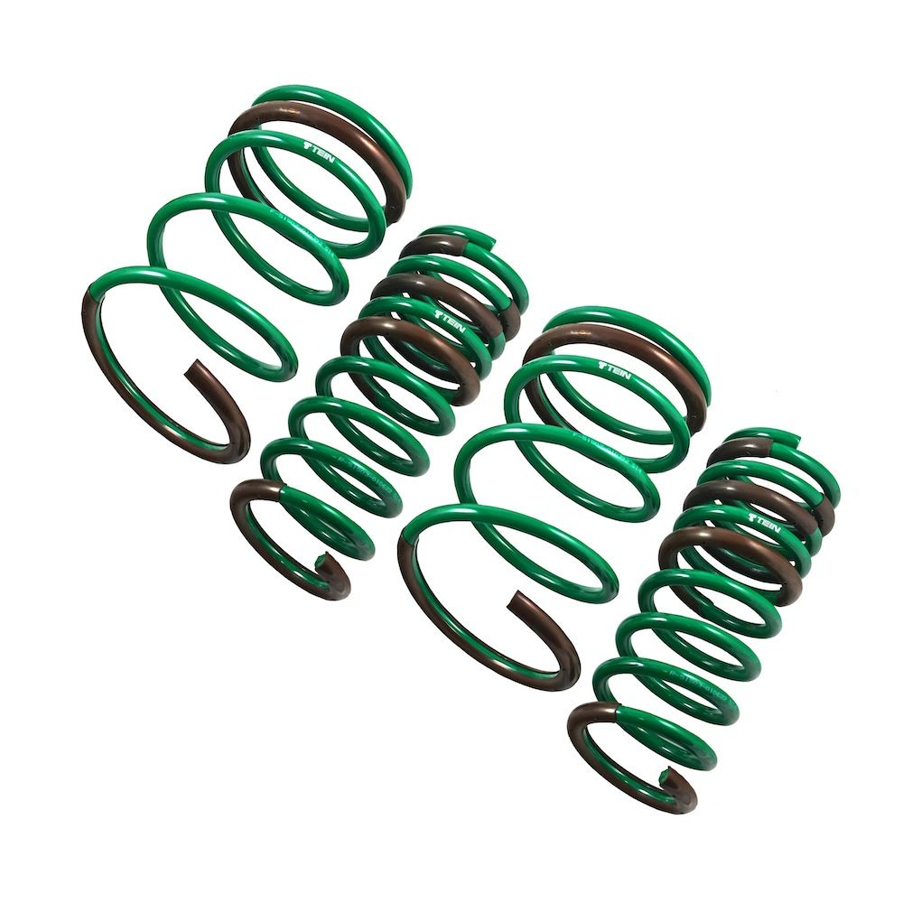 TEIN STech Lowering Springs Toyota Corolla (1998-2002) SKL02-AUB00