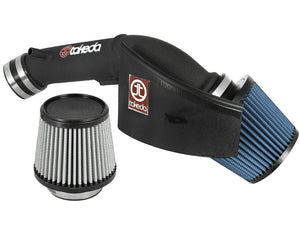 aFe Takeda Stage-2 Cold Air Intake Accord (13-17) TLX 2.4L (14-19) Polished / Black
