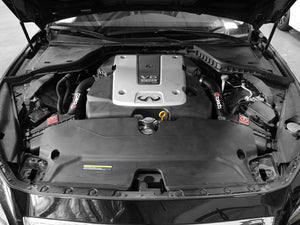 aFe Takeda Stage-2 Cold Air Intake Infiniti Q50 3.7L (14-15) CARB/Smog Legal - Dry or Oiled Air Filter