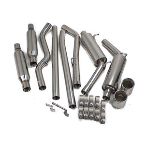Rev9 Catback Exhaust Dodge Magnum V6 (2005-2008) CB-016