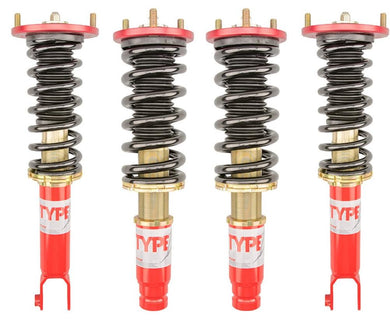 Function & Form Coilovers Acura CL [Type 1] (1997-1999) F2-CDT1