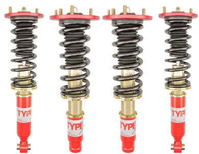 Function & Form Coilovers Acura CL (01-03) / TL (99-03) [Type 1] F2-CGTL99T1