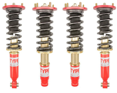 Function & Form Coilovers Acura TL (2004-2008) [Type 1] F2-TLT1