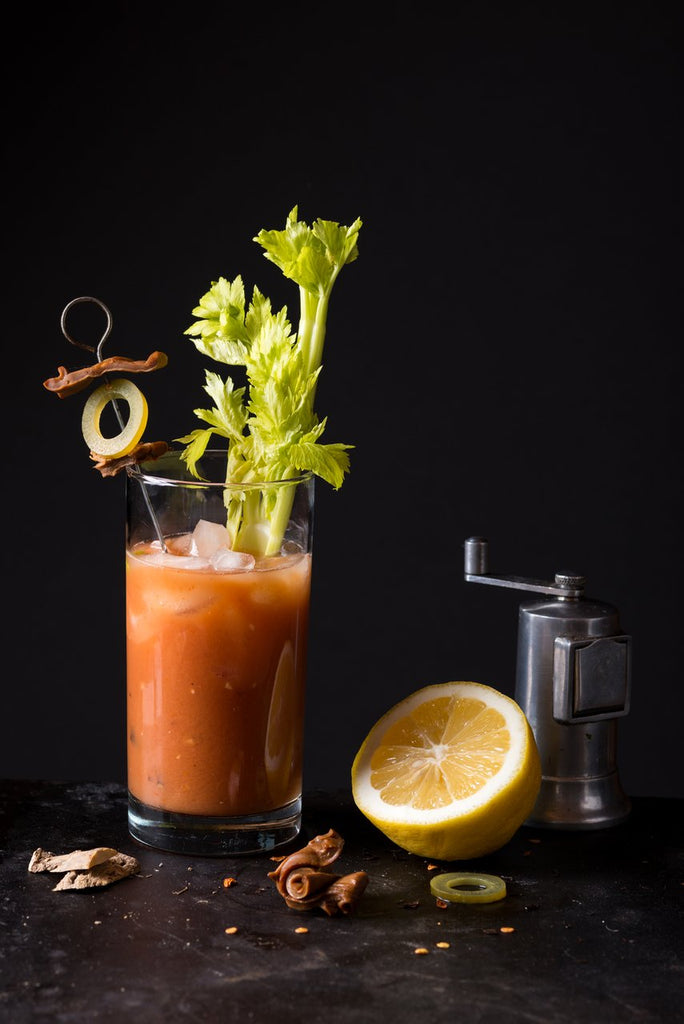 Craft Cocktail Culture Meets Southeast Alaska and Gives Birth to the Geoduck Bloody Caesar