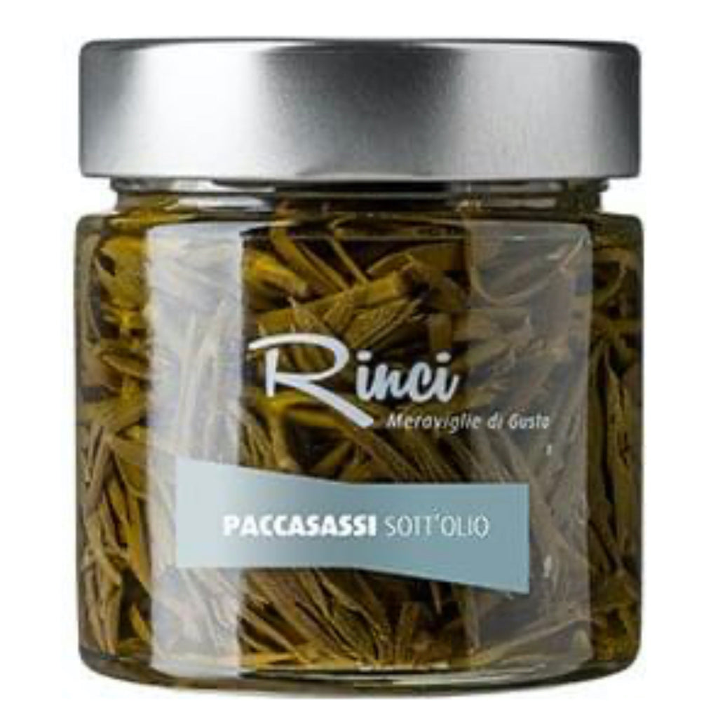 Pickled Sea Fennel (Paccasassi)