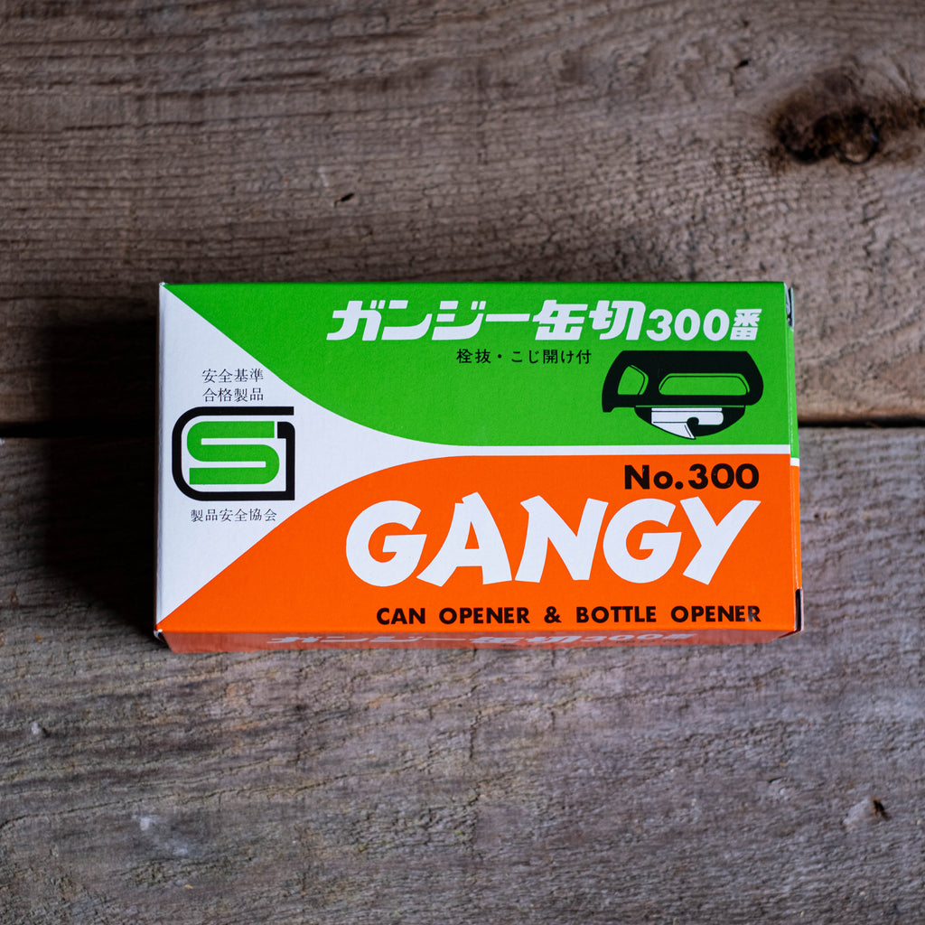 Gangy Can Opener