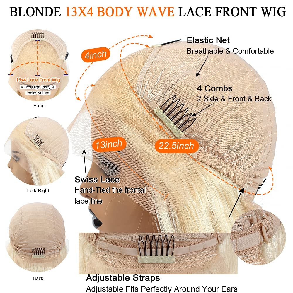 Lace Front / Full Lace Wigs