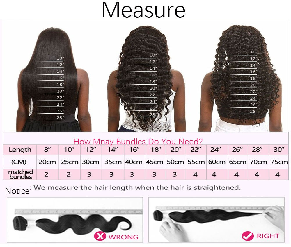 WIGMFG Hair Measure